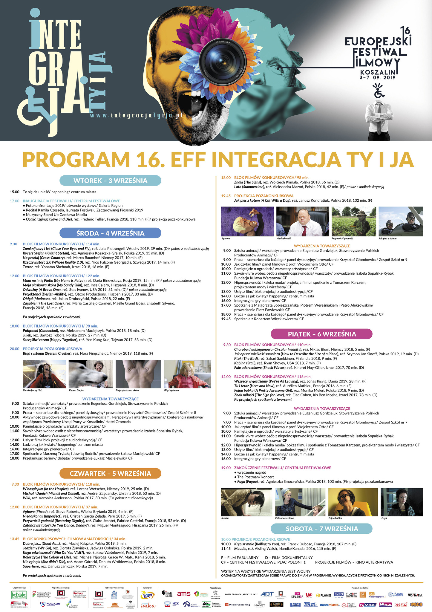 integracja program int m